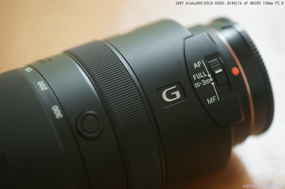 SONY 70-300mm F4.5-5.6 G SSM(SAL70300G)